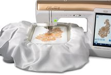 Machine Embroidery / Now that I have an Ellisimo, I need all the help I can get! / by Gwyndolyn Lynch