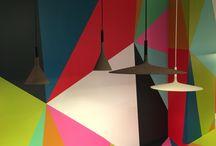 Foscarini lamps / Fuorisalone 2016