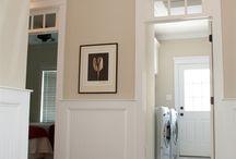 transoms above interior doors