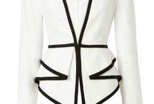 Women's White Fashions