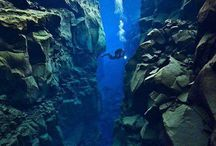 SCUBA DIVING / Everything under sea level