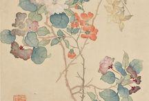 惲 寿平(1633-1690)