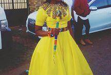 Zulu Traditional Wear
