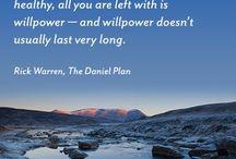 Daniel Plan / by Patty May