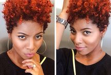 Natural Hair Styles and Tips