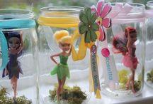 fairy, princess disney party