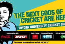 KyaZoonga.com: Register for Toyota University Cricket Championship 2013