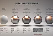 metal textuer