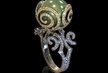 Sabush jewelry design / Zbrush and keyshot