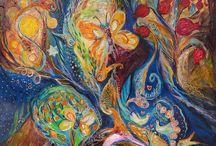 schilderen chagall