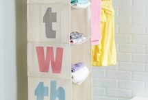 Get Organized! / Cut the clutter with these fun and colorful projects!