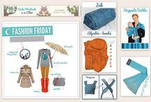 Portabebés y moda