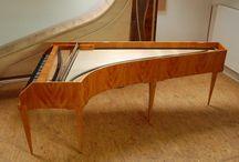 McNulty piano after Walter&Sohn, yew veneer