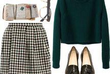retrô, moda e vintage