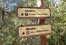 Marbella Refugio de Juanar / Family fun in the mountains around Marbella, Spain