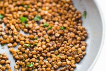 Beans, Lentils, Chickpeas / by Marissa Taylor