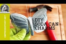 DIY Soda Can Charms