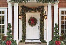 Weihnachten am Haus