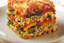 Vegie lasagne