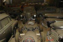 Carros Clássicos Antigos