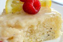Desserts ~Gluten-Free & Vegan