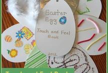Easter Ideas for preschool / by Andrea Kelley