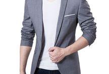 New Suit Jacket For Men Terno Masculino Suit Blazers Jackets Traje Hombre Men's Casual Blazer