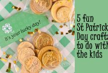 Holiday Celebrate: St. Patty's Day / by Julie Gillespie