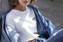 daily fashion / 데일리
