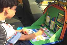 Car Ride Kids Ideas