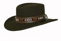 Parati Hats / Custom designed southwestern style gambler hats