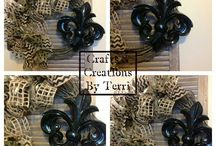 Wreaths / by Stacy Cashio