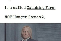 Hunger games / Best books and movies ever! / by Cora Zoet