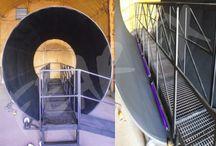 Vortex Tunnels