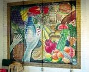 dine with art / food+art=life