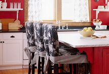 Fabrications / Window treatments, slipcovers & more. / by Cheria McNabb
