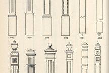 detal drewniany