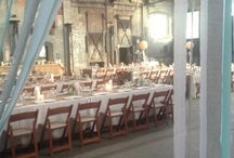 warehouse wedding / by 3cdesign