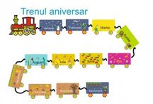 trenul aniversar