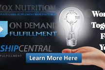 Supplement Selling Business Resources