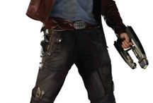Star Lord Cosplay / Being Star Lord man.