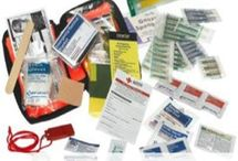 First Aid Kits / What your First Aid kit should contain