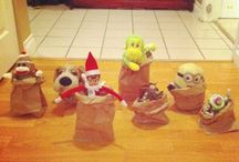 Christmas / DIY projects and elf idea