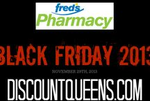 Black Friday 2014 / All of the the 2014 Black Friday Ads + our Top 5 Picks from each store!