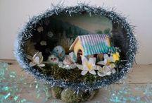 Eggs   ( diorama )