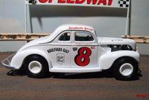 Stockcars/Earnhardt Racing / americanisches Stockcar Racing