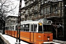 - Old World Charm Trams, Streetcars & Cable Cars / Old modes of transport still in use