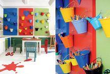 Sala para crianças