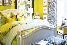 Bedrooms / by Michell Morley