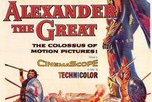 Claqueta Julio 2015: Cine histórico / Selección de películas que forman parte del fondo de la Biblioteca de Sant Joan d'Alacant